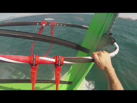 WINDSURFING new Test Simmer board 2018
