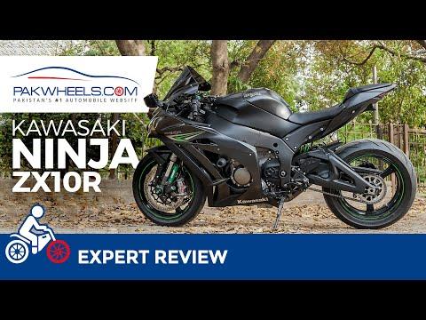 Kawasaki Ninja ZX10R | Expert Review | PakWheels