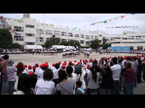 2011.10.2 糀谷小学校 運動会 風景 3