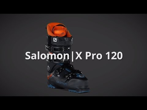 Video: 2019 Salomon X Pro 120 Men
