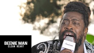 Beenie Man - Clean Heart - Jussbuss Acoustic (Season 4)