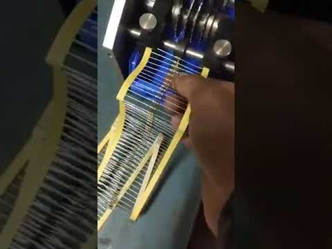 Axial Lead Cutter Bender