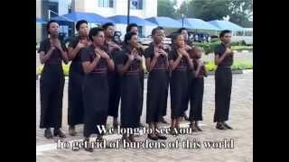 Everlasting Hope Choir-Kigali  Rwanda -KIMISAGARA SDA