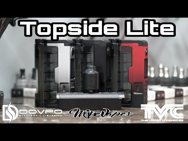 Dovpo Topside Lite & Variant RDA By TVC!