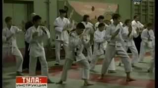 Маркин .Д. Н. Тула. Групповые и индивидуальные тренировки для детей и взрослых по боевым искусствам
