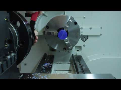 Mill-Turn CNC Post-Processor & Simulator on Mazak Integrex | ICAM