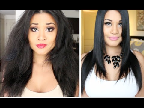 Video HOW-TO Repair Dry Damaged Hair