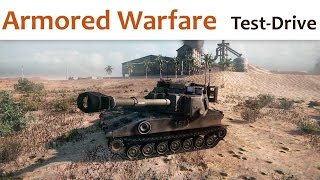 Armored Warfare (Test-Drive)