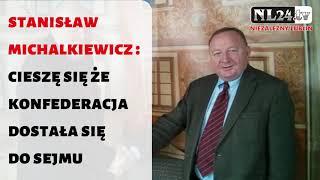 Stanisław Michalkiewicz komentuje wyniki wyborów