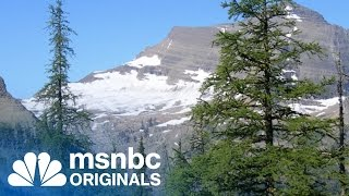 Glacier National Park's Disappearing Glaciers   Originals   msnbc