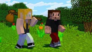 WIELKA WYPRAWA - Minecraft SURVI |AGU I ZIO
