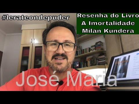 #JM13/500 - Resenha 14 - A Imortalidade