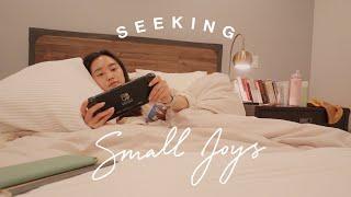 Seeking Small Joys | April Vlog