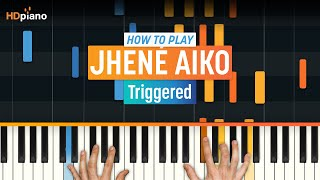 "How To Play ""Triggered (Freestyle)"" By Jhené Aiko 