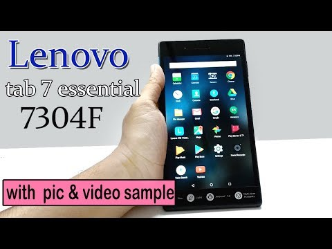 Lenovo tab 7 essential | unboxing |review