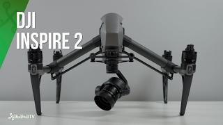DJi Inspire 2, review análisis en español