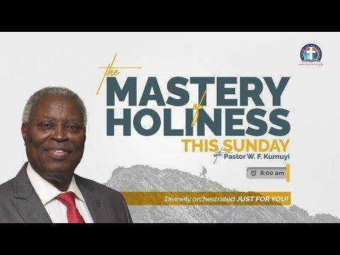 Deeper Life Sunday Service 2nd August 2020, Deeper Life Sunday Service 2nd August 2020 with Pastor W. F. Kumuyi