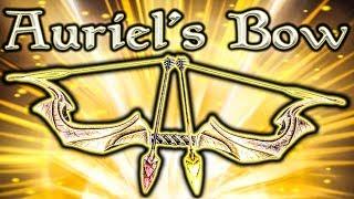 Skyrim SE - Auriel's Bow & Arrows - Aedric / Anuic Artifact / Unique Bow Guide