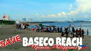 BASECO BEACH | Nearest Beach in Manila Philippines