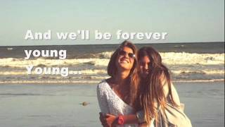 Forever Young -Marlisa Punzalan (lyrics)