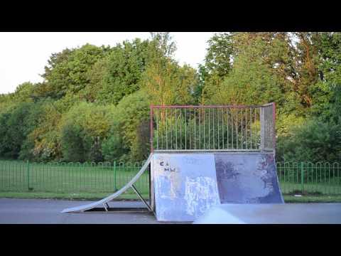 Newton-le-Willows SkatePark Summer Session