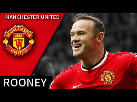 Wayne Rooney • Manchester United • Best Skills & Goals • HD 720p