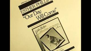 """Esther Phillips - Our Day Will Come (1979) 12"""" vinyl"""