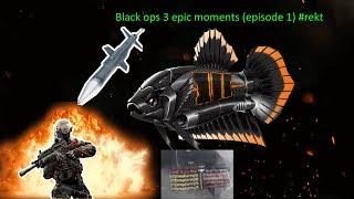 Black ops 3 epic moments episode 1 (Epic fails on behalf the enemies)