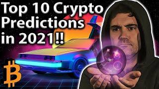 Top-vielversprechender Krypto 2021