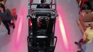 9-64V Red-Zone Warning Light