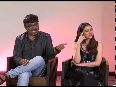 sammohanam-movie-team-interview