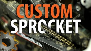 Let's Make Our Own Chain Sprocket!