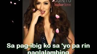 Sino Ako Sa'yo by Angeline Quinto with Lyrics