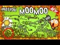 NEW WORLD RECORD MOOMOO.IO BIGGEST BASE EVER !! // EPIC 50K HIGHSCORE GAMEPLAY !! - iHASYOU