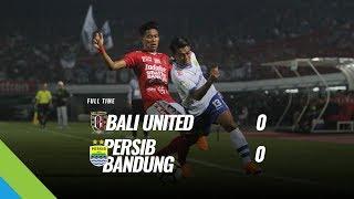 Laga Panas Persib ditahan Imbang Bali United, Eze Gagal Cetak Penalti