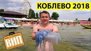 Коблево 2018. Пляжи, море, цены на отдых и жилье. Дорога, клубы и развлечения. Украина