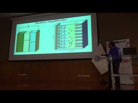 Avances recientes en materiales para almacenamiento de energía. Jorge Seminario