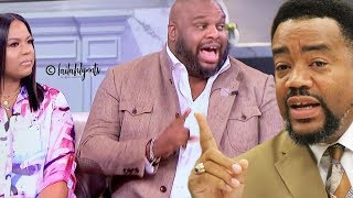 "COGIC Bishop CALLS OUT Pastor John Gray For Lying About ""Emotional"" Afffair"