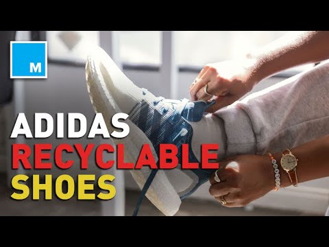 Adidas Is Creating Recyclable Sneakers
