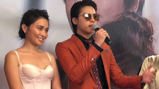 KATHNIEL, pinagkaguluhan! Behind the Scenes | STAR-studded THE HOWS OF US Premiere Night