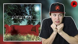 Gambar cover Paramore - All We Know Is Falling | Album Review