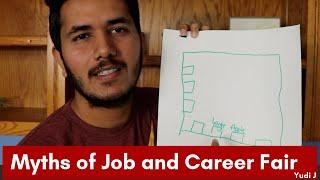 Myths Of Job Fair And Career Fair In USA  MS In USA