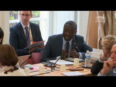 Intervention – Auditions sur les Etats généraux de l'Alimentation