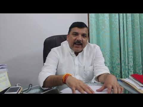 AAP Rajya Sabha Leader Sanjay Singh's response to Mr Narendra Modi Rally at Meerut