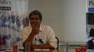RGICS BUDGET 2019-20 TALK SERIES: Dr Amir Ullah Khan