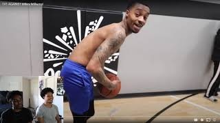 FLIGHT THIS AINT IT!!!! 1V1 AGAINST Mikey Williams! (Reaction)
