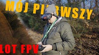 Pierwszy lot FPV
