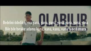 MERO   OLABILIR (Official HQ Lyrics) (Text)