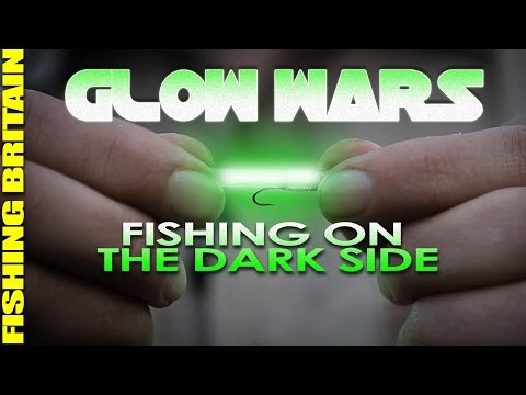 Glow Wars – Fishing on the Dark Side