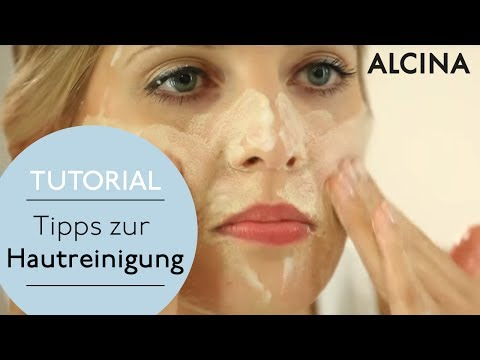 Wie reinige ich mein Gesicht richtig? Pflegerituale von ALCINA